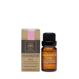 APIVITA ESSENTIAL OIL ROSE 10ML