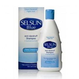 Selsun Blue Σαμπουάν Κατά Της Πιτυρίδας με Θειούχο σελήνιο για Κανονικά Μαλλία 125ml
