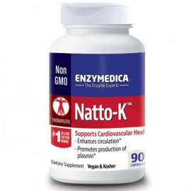 Enzymedica Natto-K 90 caps