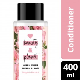 Love Beauty and Planet  CONDITIONER ROSE BAMMENA 400ML