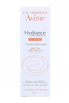 AVENE HYDRANCE OPTIMALE UV RICHE 40ML
