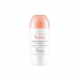 Avene Body Deodorant Efficacite 24h 50ml