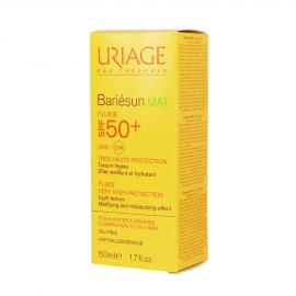 Uriage Bariesun Mat Fluide SPF50+ 50ml