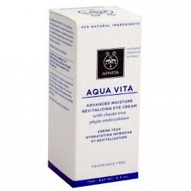 Apivita Aqua Vita ADVANCED Κρέμα ματιών εντατικής ενυδάτωσης & αναζωογόνησης 15ml