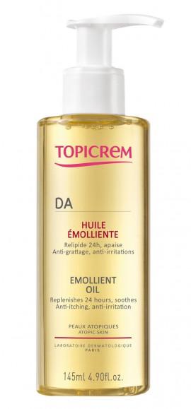 Topicrem DA Emollient Oil 145ml