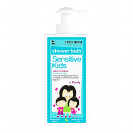 FREZYDERM SENSITIVE KIDS SHOWER BATH