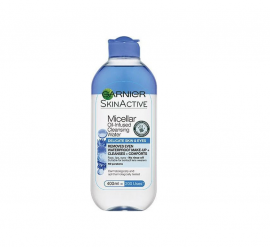 Garnier Skin Active Micellaire Delicate Skin And Eyes Νερό Ντεμακιγιάζ 400ml
