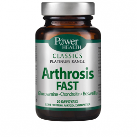POWER Health Classics Platinum Arthrosis Fast 20tablets