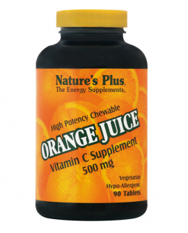 Natures Plus ORANGE JUICE 500MG 90TABS