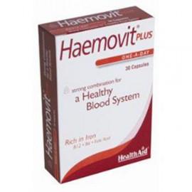 HEALTH AID HAEMOVIT PLUS -BLISTER 30S