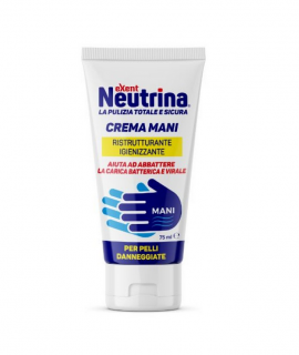 Exent Neutridina Crema Mani κρέμα χεριών 75ml