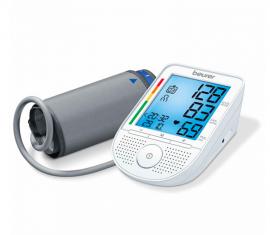 Beurer BM 49 Blood Pressure Monitor Πιεσόμετρο Μπράτσου με Φωνητική Ομιλία 1τμχ
