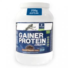 My Elements High Performance Gainer Protein Powder + Creatine Με Γεύση Σοκολάτα 2Kg