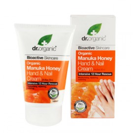DR.ORGANIC MANUKA HONEY HAND&NAIL CREAM 125ML