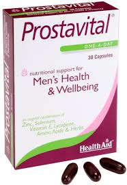 HEALTH AID PROSTAVITAL™ CAPSULES 30S -BLISTER