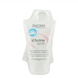 Ducray Ictyane Creme Mains Προνομιακή Συσκευασία 11€ 2X50ml