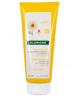 Klorane Conditioner with Chamomile 200ml