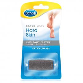 Scholl Expert Care Hard Skin Extra Coarse Refill Ανταλλακτική Κεφαλή Υψηλής Σκληρότητας για Ηλεκτρική Λίμα Ποδιών 1τμχ