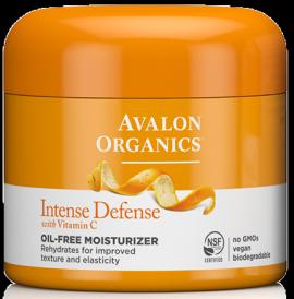 Avalon Organics με βιταμίνη C rejuvinating Oil Free Moisturizer 2 Oz 57gr