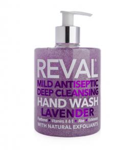 Intermed Reval Mild Antiseptic Deep Cleansing Hand Wash Lavender 500ml