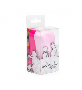 Dessata Βούρτσα Μαλλιών Pink-Fuchsia Mini 1τμχ