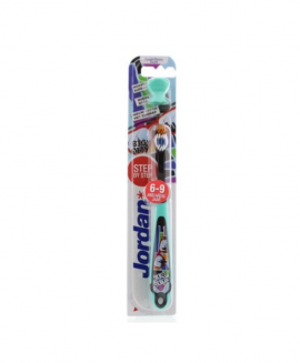 JORDAN Step 3 (6-9 ετών) Παιδική Οδοντόβουρτσα 1τμχ.