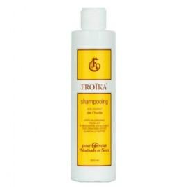 FROIKA Shampoo a la couleur de l Huile για ξηρά & κανονικά μαλλιά 200ml