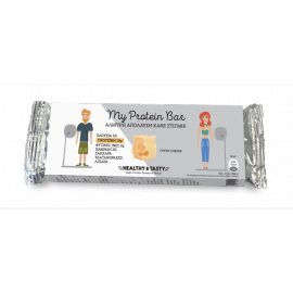 Power Health Healthy & Tasty My Protein Bar με Γεύση Τυριού 40gr