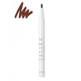 TALIKA Liposourcils Ink Brown Στυλό για τη Θρέψη & το Make Up των Φρυδιών, Απόχρωση Καφέ, 0.8ml