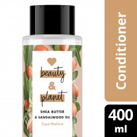 Love Beauty and Planet COND SHEA BUTTER ΞΗΡΑ 400ML