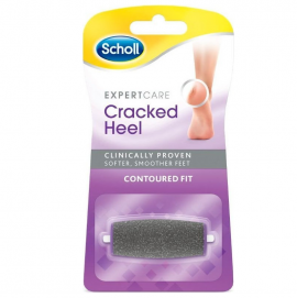 Scholl Expert Care Cracked Heel Refill Ανταλλακτική Κεφαλή για Σκασμένες Φτέρνες για Ηλεκτρική Λίμα Ποδιών 1τμχ