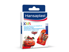 HANSAPLAST CARS KIDS 16STRIPS