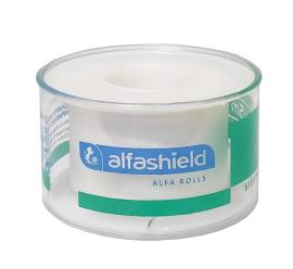 Alfashield Μεταξωτή Ταινία 2,5cm x 5m