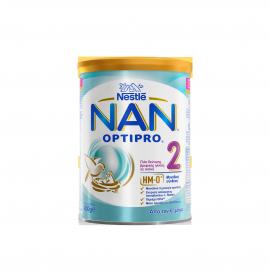 Nestle Nan Optipro 2 Γάλα 2ης Βρεφικής Ηλικίας σε Σκόνη από τον 6ο Μήνα 400gr