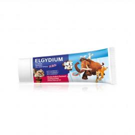 Elgydium Kids Toothpaste Ice Age Strawberry 50ml