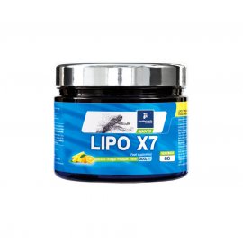 My Elements Sports LIPO X7 Συμπλήρωμα Διατροφής με Γεύση Πορτοκάλι - Ανανά 300gr