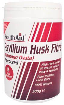HEALTH AID PSYLLIUM HUSK FIBRE POWDER 300G