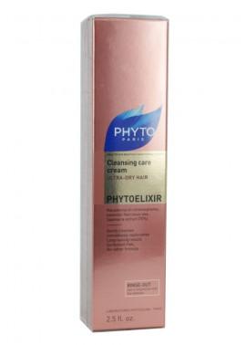 Phyto Phytoelixir Καθαριστική Κρέμα Περιποίησης για Πολύ Ξηρά Μαλλιά 75ml
