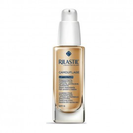 Rilastil Maquillage Liftrepair Foundation Lifting Antiwrinkle Smoothing SPF15 10 Porcelain 30ml
