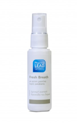 PharmaLead Fresh Breath με γεύση μαστίχα 30ml