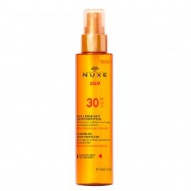 NUXE Sun Tanning Oil SPF30 150ml