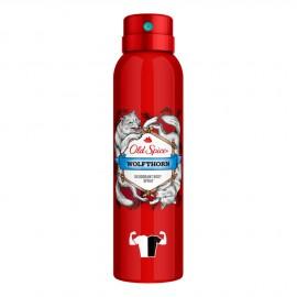 Old Spice Wolfthorn Deodorant Body Spray Αποσμητικό 150ml