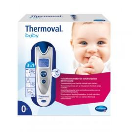 Hartmann θερμόμετρο μετώπου Thermoval Baby Sense 1τμχ (925092)