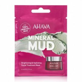 Ahava Mineral Mud Brightenning & Hydrating Mask 6ml