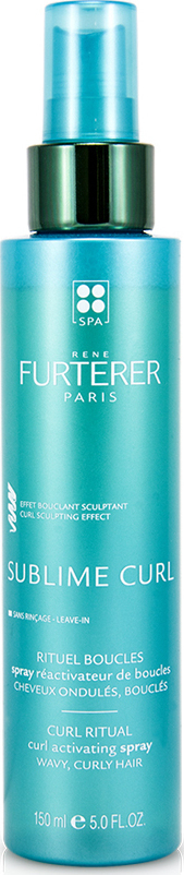 RENE FURTERER SUBLIME CURL SPRAY 150ml