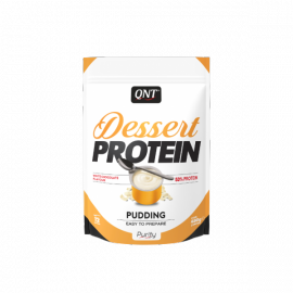 QNT Dessert Protein Pudding White Chocolate 480gr