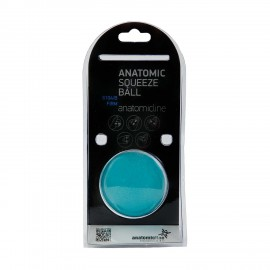 Anatomicline Μπαλάκι Εξάσκησης Χειρός Μπλέ Anatomic Squeeze Ball 6104/ Firm