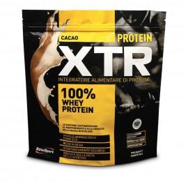 Ethicsport Protein XTR Cacao, 100% Whey Protein Πρωτεΐνη Ορού Γάλακτος με Γεύση Κακάο 500gr