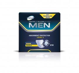 Tena Men Absorbent Protector Level 2 Medium 10τμχ