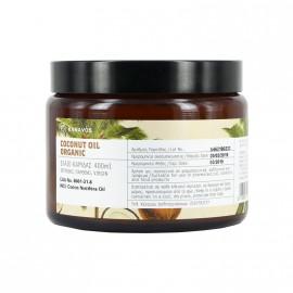 KANAVOS Coconut Oil Organic Έλαιο Καρύδας 400ml